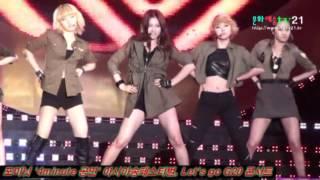 문화예술TV21 촬영 편집, 포미닛 '4minute 공연, 아시아송페스티벌, Let's go!…