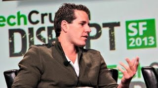 Talking Bitcoin With the Winklevosses | Disrupt SF 2013