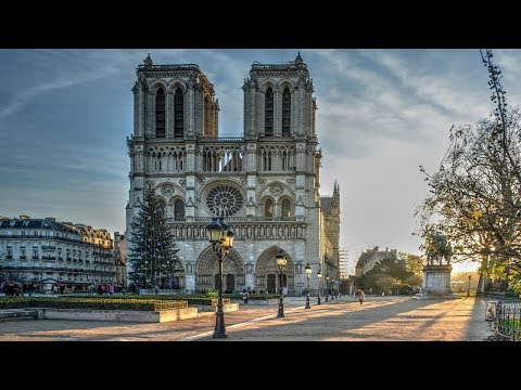 Notre Dame Cathedral, Paris - Before Fire Memories