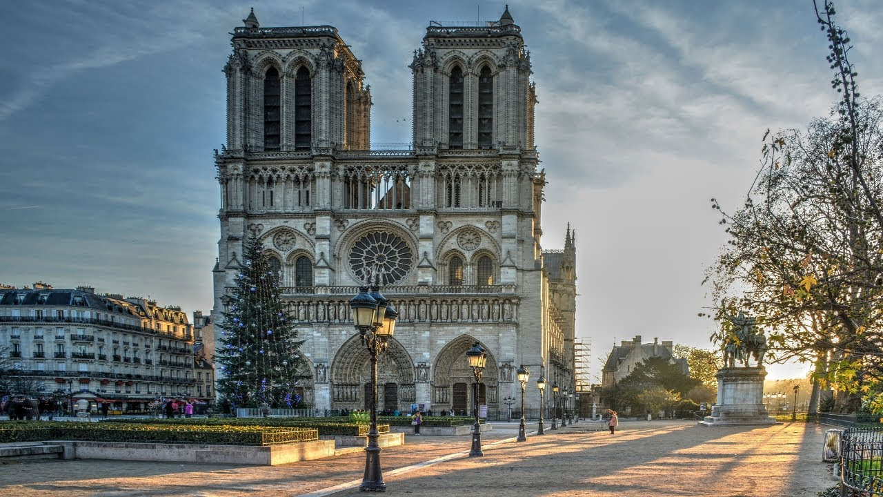 Notre Dame Cathedral Paris Before Fire Memories Youtube