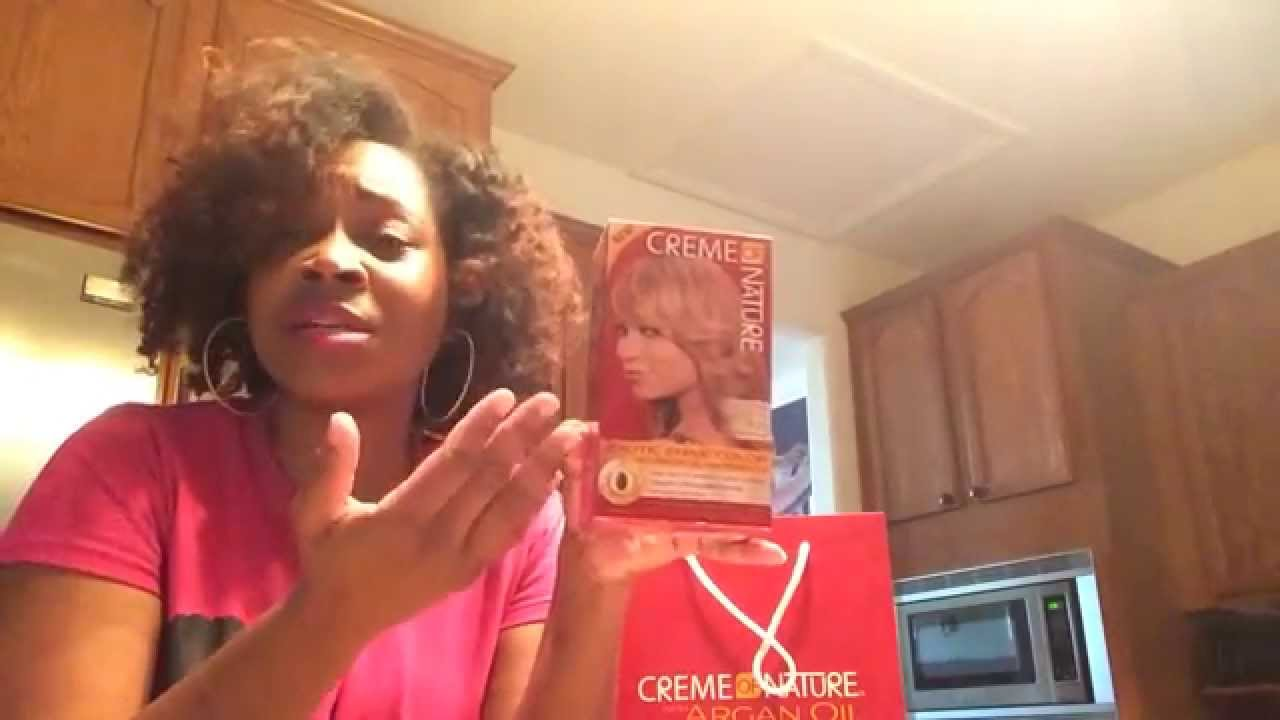Creme of Nature Hair Color Crush Event Chicago! #shineincolor ...