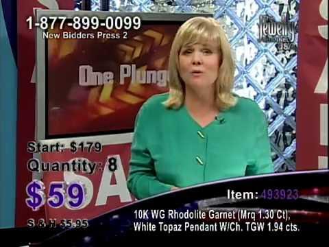 Michele Lau | TJC | Jewelry Shopping Broadcast