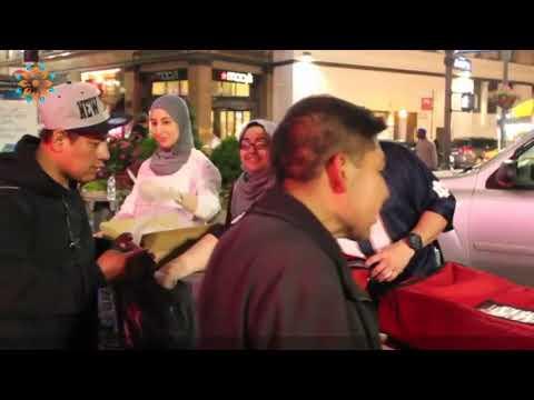 Muslims Give Homeless Rare Warmth