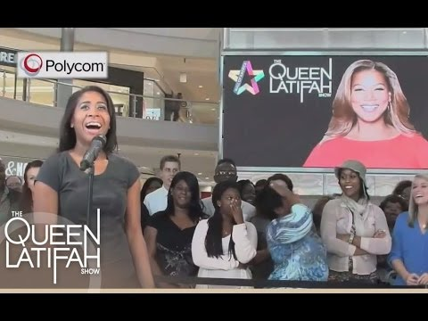Laugh It Up With Queen Screen