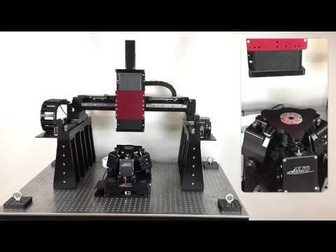 Gantry System with Hybrid Hexapod®