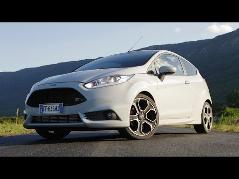 Download Youtube: Ford Fiesta ST 200 - Davide Cironi Drive Experience (ENG.SUBS)