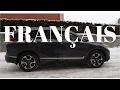 Essai Honda CRV 2017