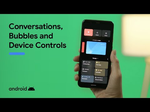 Android 11: New ways to communicate and control smart devices