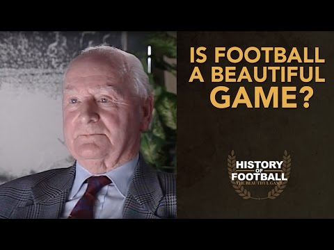 Is Football A beautiful game? Sir Tom Finney | History Of Football Interview