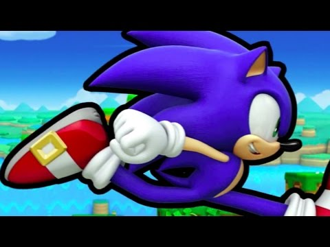 Sonic Runners - Gameplay Video