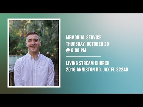 Mark Vankov Memorial Service