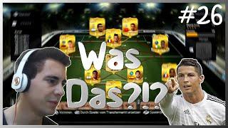 """FIFA 15 Ultimate Team - """"Was Das?!?"""" #26: Ich weine innerlich"""