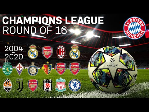 Champions League Round of 16 - All FC Bayern matches | Highlights