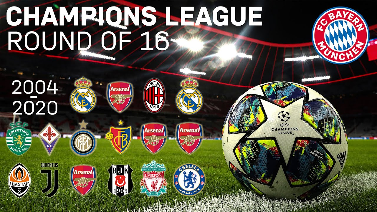 Download Champions League Round of 16 - All FC Bayern matches | Highlights