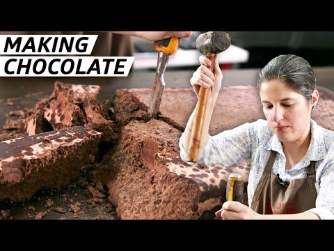 How Miamis Chocolate Master Creates the Perfect Bar of Chocolate   Handmade