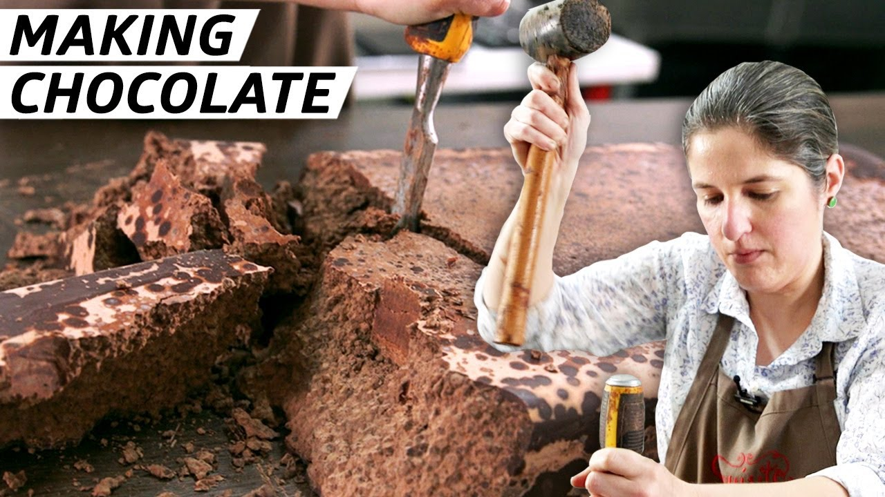 Creating the Perfect Bar of Chocolate