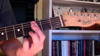 how to play the c11 chord on guitar (c eleventh)