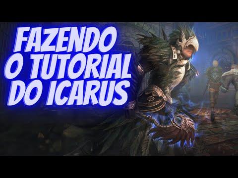 03. Icarus Online (BR) - Prólogo/Tutorial do Game + PvP. thumbnail