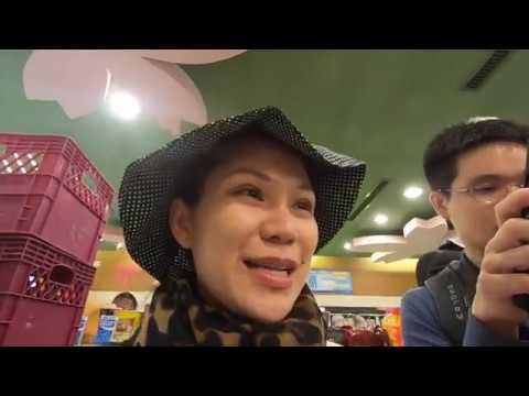 Vlog เที่ยวไต้หวันแบบครอบครัวๆ วันที่ 1 (Travel in Taiwan Day 1) - วันที่ 31 Oct 2018