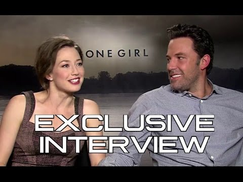Ben Affleck and Carrie Coon   Gone Girl 2014 David Fincher Movie HD