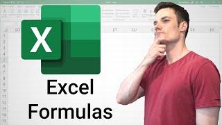 Excel Formulas and Functions Tutorial screenshot 1