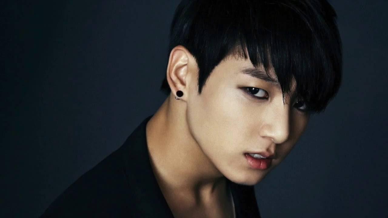 Jungkook Bts Drawings: Drawing BTS's Jungkook, Step By Step -Slower Version