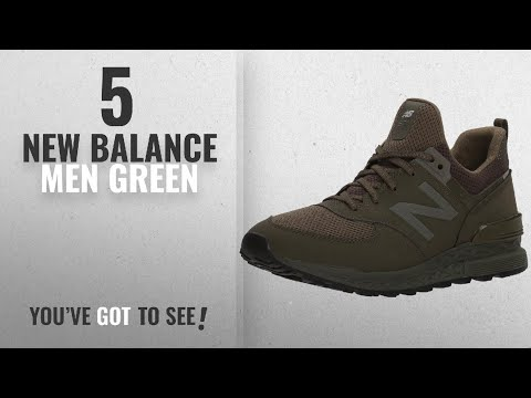 Top 10 New Balance Men Green [2018 ] | New & Popular 2018