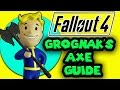 FALLOUT 4 Best Melee Weapon in the Game (obtained 45 minutes in to Fallout 4)