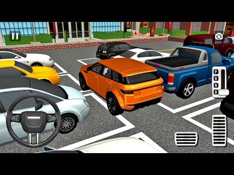 Master of Parking SUV #3 - Cars Games Android gameplay #carsgames