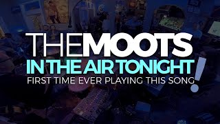 In The Air Tonight | THE MOOTS | Live at Space 39