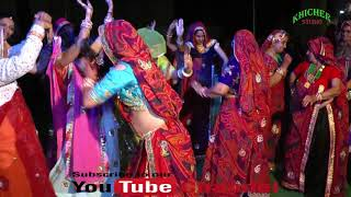 marwadi dance | Mai To Patli Pad Gyi Rashiya | Latest Marwadi Rajasthani Song |#khicher Studio