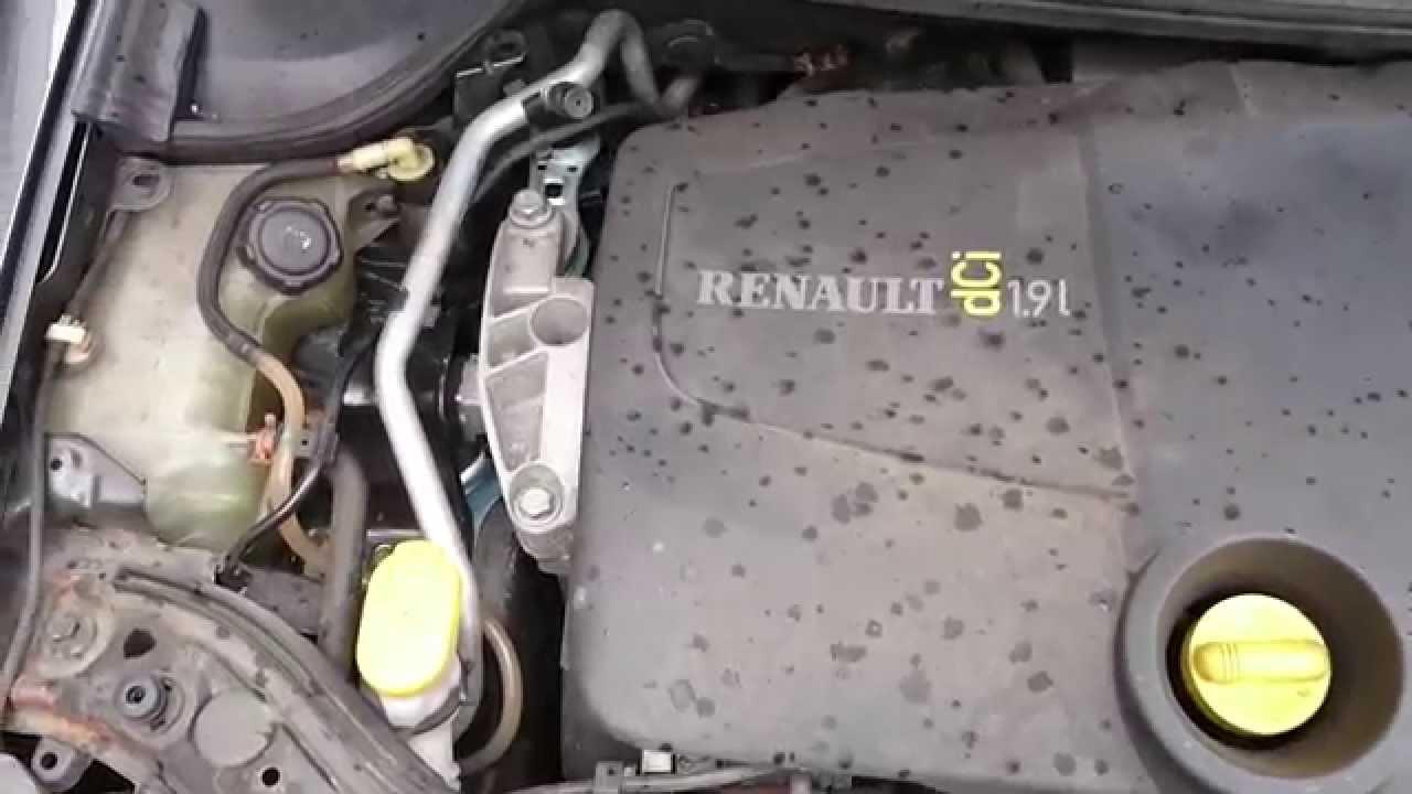Renault megane zahnriemen wechselintervall