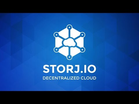 Storj Crowdsale and Project Discussion with Shawn Wilkinson