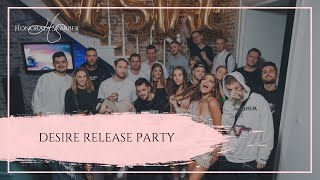 DESIRE RELEASE PARTY (Honorata Skarbek)