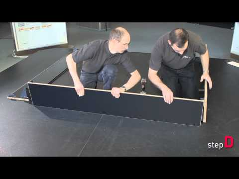 Swissflex assembly instructions - swissbed expression bed frame