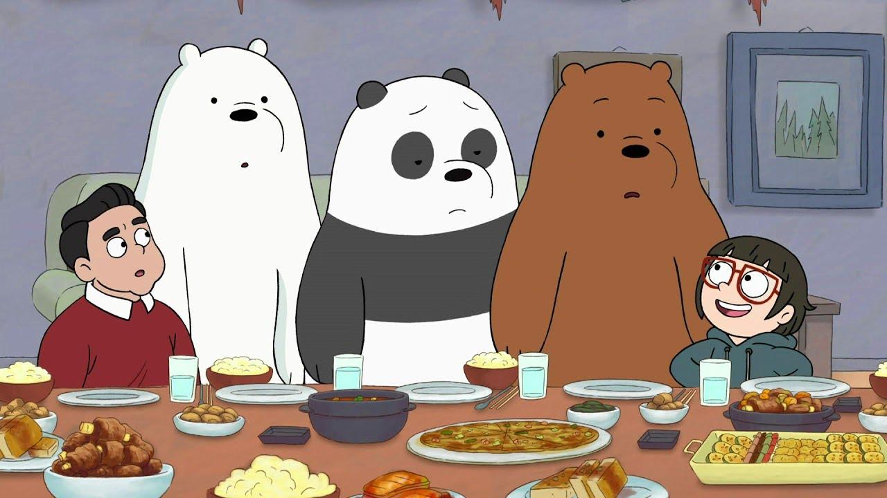 картинки из вся правда о медведях все все персонажи