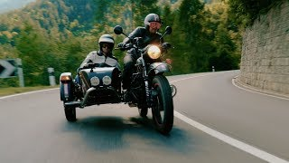Ural x Motul Adventure by Motorcycle-Diaries