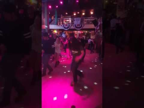 Aces & Eights line dance. Song is Whip it! by Lunchmoney Lewis Ft Chloe Angelides