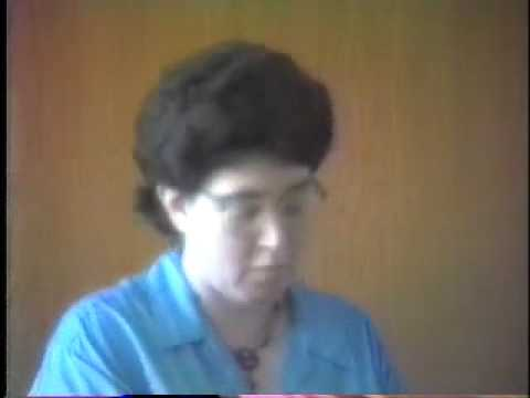 Rochelle Ratner reading at the 1987 New York Book ...