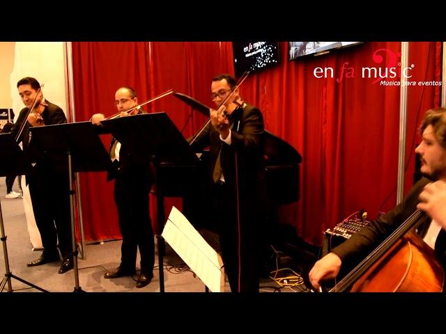 Mi corazón encantado - Cuarteto de cuerdas