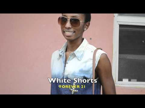 How To Style | A Bleached Denim Shirt