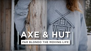 AXE & HUT - Blondo Sweatshirt Collection Clip - #quebec #canada