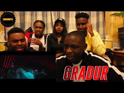 Gradur ft. MHD, Alonzo, Nyda - Oblah ( UK GUYS REACTION ) #UbuReach || @GRADIDUR @MHDOfficiel