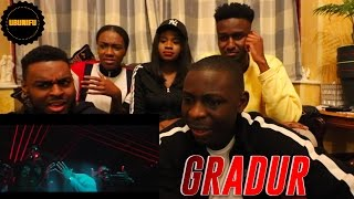 Gradur ft. MHD, Alonzo, Nyda - Oblah ( UK GUYS REACTION ) #UbuReach || @GRADIDUR @MHDOfficiel