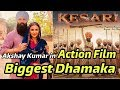 Akshay Kumar & Parineeti Chopra's 1st Look From Upcoming Action Film Kesari