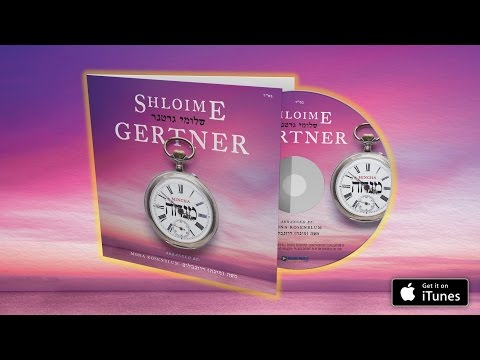 שלומי גרטנר | Shloime Gertner | MINCHA | Audio Preview