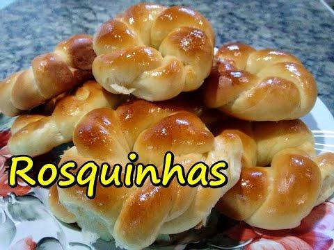 Rosquinhas Caseiras Bem fofinhas (por Fernando Couto)