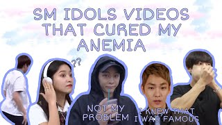 sm idols videos that cured my anemia