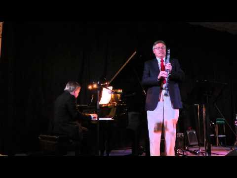"""""""PUTTIN' ON THE RITZ"""": BOB REITMEIER / KEITH INGHAM at JAZZ AT CHAUTAUQUA 2012"""