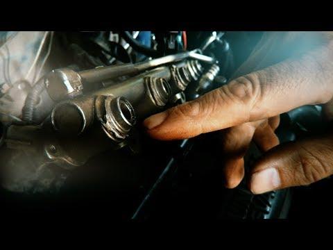 Nissan March K11 / Почему НЕ ЗАВОДИТСЯ Двигатель НА ГОРЯЧУЮ